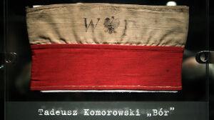 """Opaska """"Bora"""" Komorowskiego wróciła do Warszawy"""