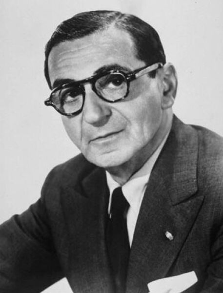Irving Berlin (zdjęcie z 1941 roku) (Wikipedia/Domena Publiczna)
