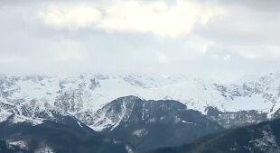 Drugi stopień zagrożenia w Tatrach