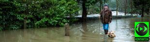 Zalana Wielka Brytania w obiektywach Reporterów 24. Wasze relacje z powodzi