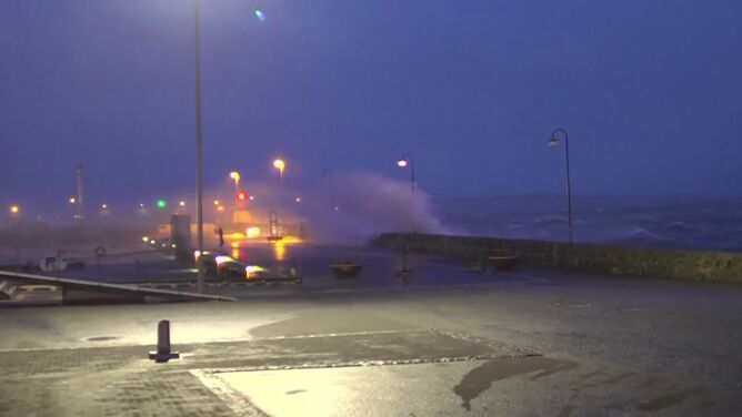 Załamanie pogody na Islandii
