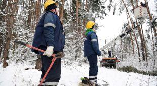 Sytuacja w Białymstoku po opadach śniegu
