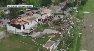 Tornado w Kanadzie